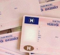 Hamis brit vezetői engedélyt magyar jogosítványra cserélt