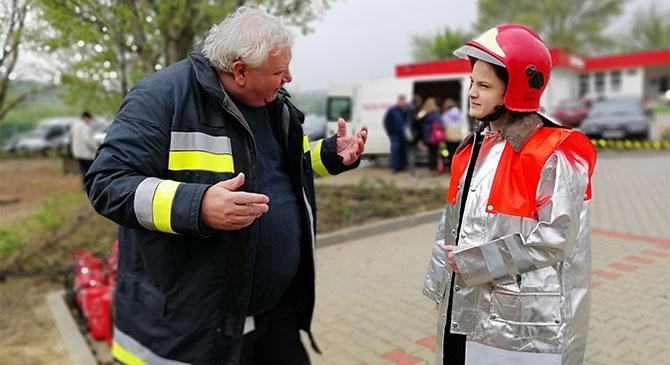Megyei katasztrófavédelmi versenyt rendeztek Nyergesújfaluban