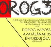 Alkotói pályázat: 35 éve város Dorog