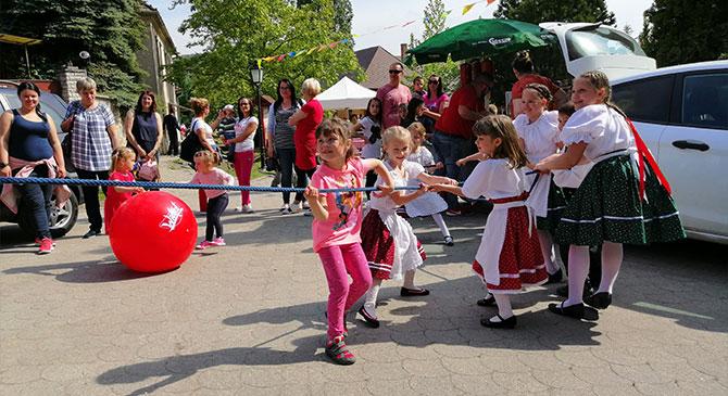 Német nemzetiségi napot tartottak Süttőn