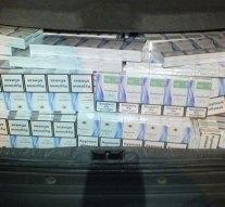 Közel húsz és fél millió forintot érő cigarettát rejtett el