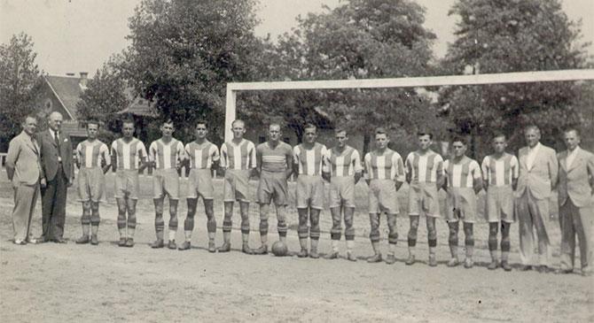 80 éve történt: Dorogi bajnoki cím és a Fradi elleni gálamérkőzés