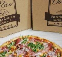 Nyerjen pizzát a Don Rico Pizzéria jóvoltából!