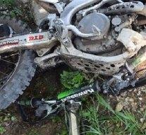 Balesetet okozott motorjával, a bíróság előtt felelhet