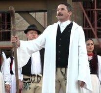 Több ezren látták a Csíksomlyói passiót Esztergomban