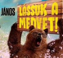 Lássuk a medvét: Kaj Ádámék a Medve-tónál játszanak!