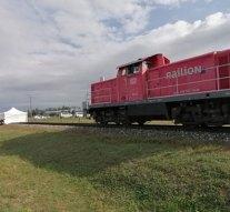 Országos szinten csökken, megyei szinten stagnál a vasúti balesetek száma