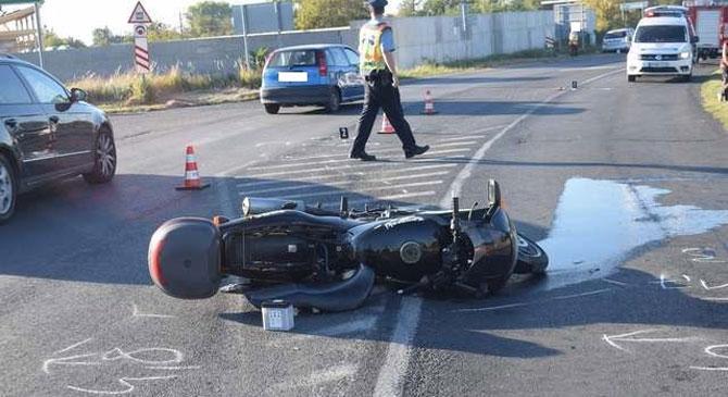 76 éves nő okozott balesetet