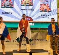Dorogi sikerek a Sumo utánpótlás Európa Bajnokságon