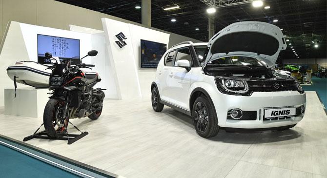 Suzuki: Az autózás jövője