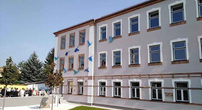 Sajtóközlemény: Befejeződött a Zrínyi iskola energiahatékonysági fejlesztése