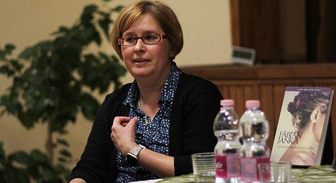 Író-olvasó találkozót rendeztek Csolnokon