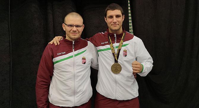 Esztergomi bronzérem a Kick-Box világbajnokságról
