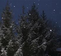 Elsőfokú riasztás havazás és ónoseső miatt