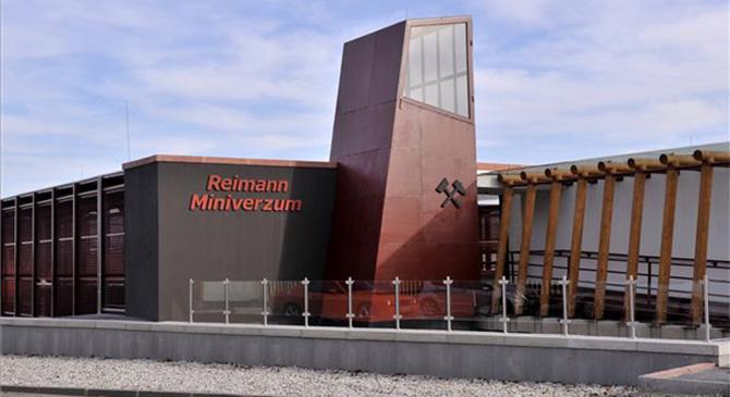 Záró sajtóközlemény: Reimann Bányászattörténeti Miniverzum