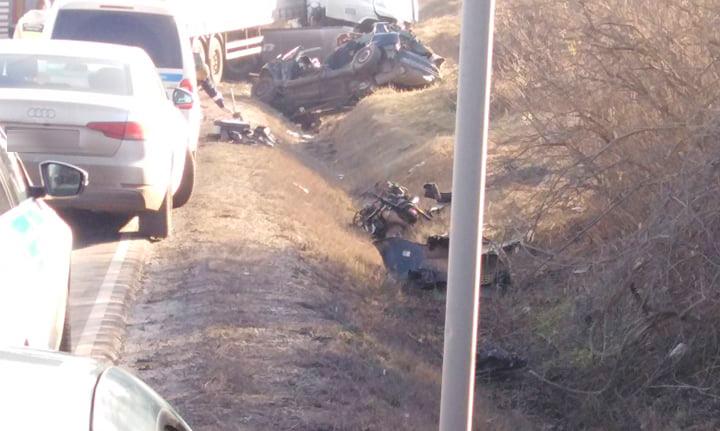 Halálos baleset történt Dorog és Leányvár között