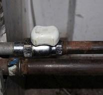 Több mint egy évig lopta a gázt Nyergesújfaluban