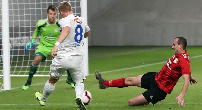 Prosser két gólja segítette az MTK-t a győzelemhez