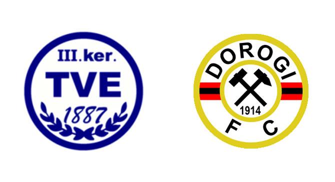 Örök mérlegen: Dorog – III. ker. TVE – visszavágó