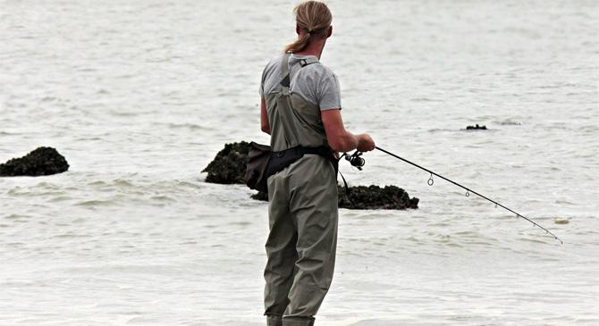 Egyre többen horgásznak a megyénkben