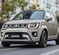 Megérkezett a megújult Suzuki Ignis