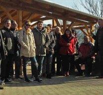 Sikeresen pályázott egy pilismaróti turisztikai szolgáltató