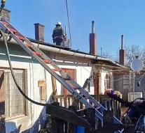 Mintegy 10 lakást érintett a kertvárosi tűzeset