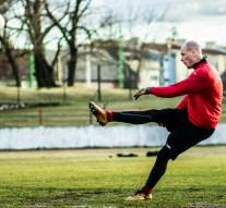 Vajda Gellért kapusedzőként is segíti a Dorogi FC-t