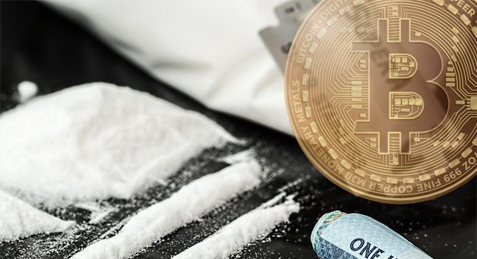 Kriptovalutával rendelt kábítószert egy nyergesújfalui férfi