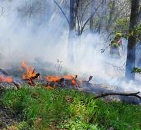 Kirándulók okozhatták a tüzet a Nagy-Getén