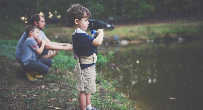 Gyermek horgászversenyeket rendezhetnek megyénkben