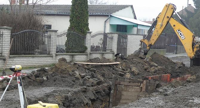 Észak- és Közép-Dunántúli szennyvízelvezetési és -kezelési fejlesztés