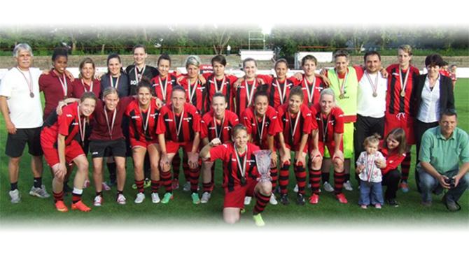 5 éve történt – Bajnoki bronzérmet nyert a dorogi női labdarúgó csapat az NB I-ben
