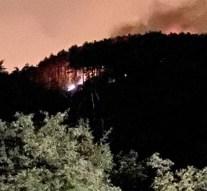 Piliscsabai erdőtűzhöz siettek az esztergomi tűzoltók
