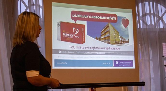 Lakossági fórumot tartottak Dorogon