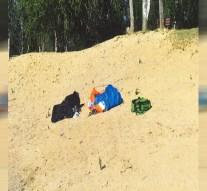Siklóernyős zuhant le a Palatinus-tónál