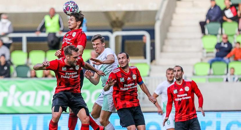 Dorog győzött először a Haladás Stadionban