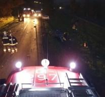 Éjszaka fejeződött be a helyszínelés a halálos balesetnél