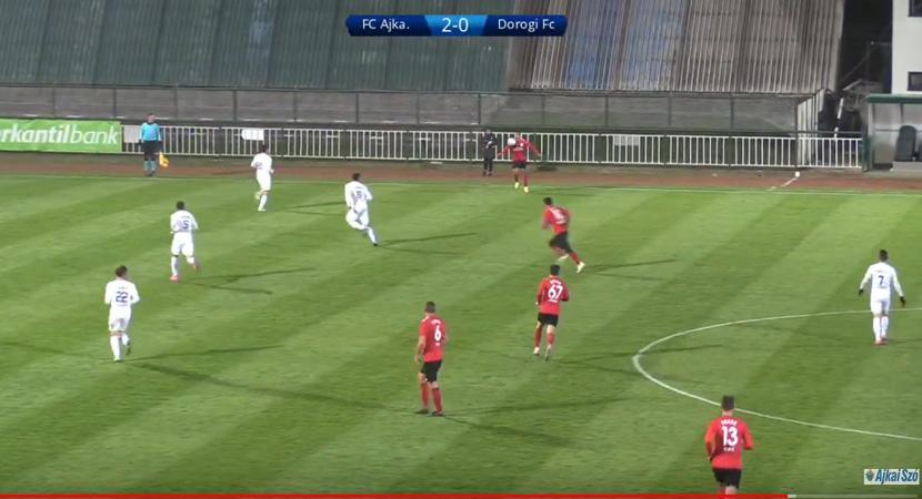 Folytatódott a Dorogi FC mélyrepülése