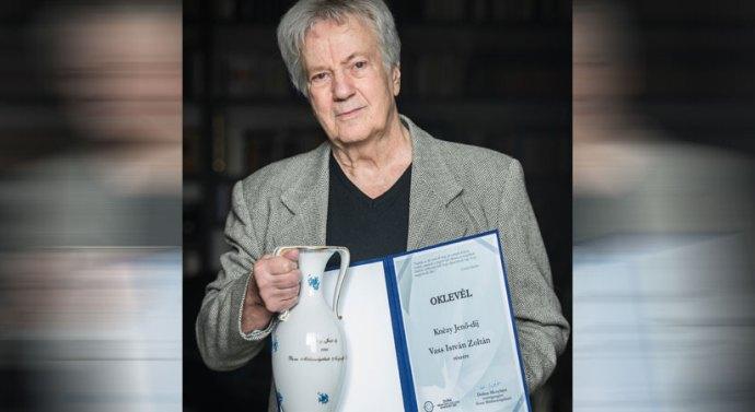 Vass István Zoltán sportújságíró kapta idén a Knézy Jenő-díjat