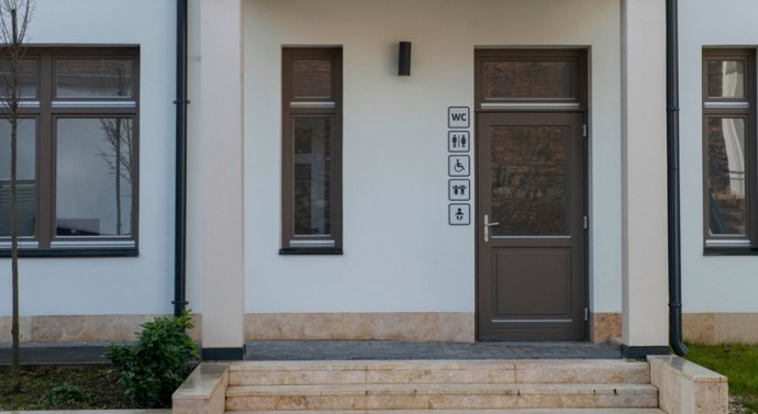 Bababarát helyiség nyílt Esztergomban