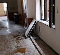 Milliós kárt okoztak a betörők Lábatlanon