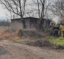 Tűzoltói beavatkozások vasárnap