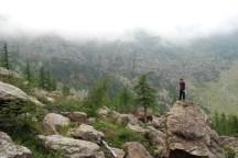 hiking & exploring in refugio barbara