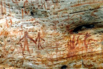 Rock Art, Grampians, OZ