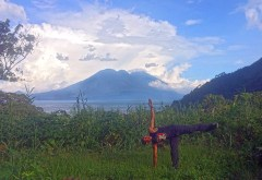 Vinyasa Yoga Retreat at Lake Atitlan Guatemala