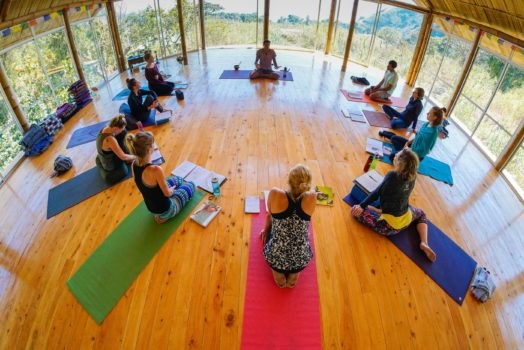 Teacher Training Course in Zendo Yoga Shala
