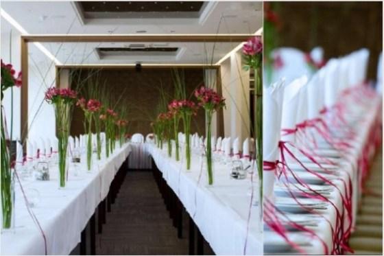Dekoracje Ślubne i Weselne - Pomysły