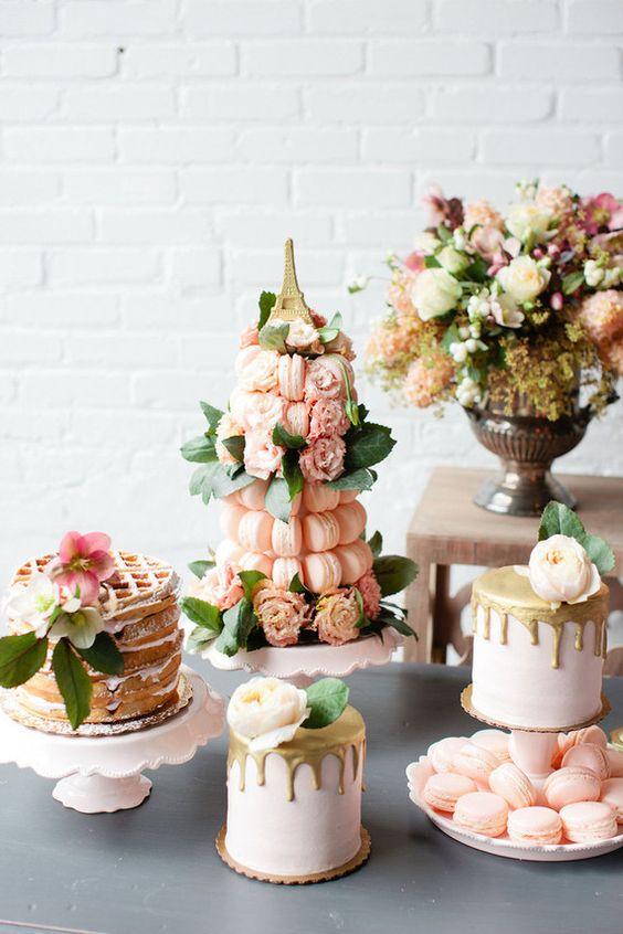 dekoracje słodkiego stołu, oferta słodkiego stołu, słodki bufet, Słodki stół, słodkie atrakcje na weselu, słodkości na weselu, sweet table