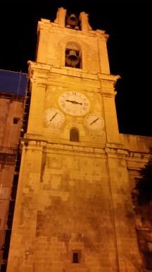 St. John's Cathedral at Night